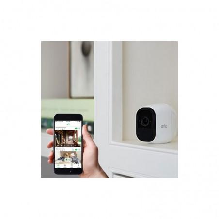 Caméra de surveillance sans fil arlo pro hd - kit 3 caméras