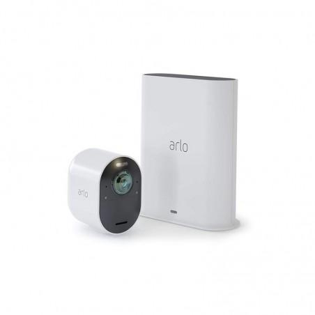 Vidéosurveillance arlo ultra uhd 4k 1 caméra