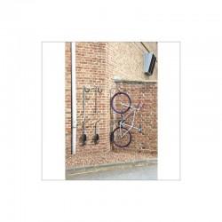 Range vélo mural individuel antivol