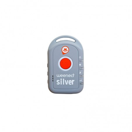 Traceur gps pour sénior weenect silver