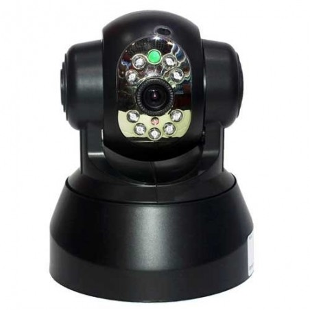 Kit 4 cameras ip plug and play, wifi et motorisees