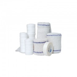 Kit de secours bandage securimed