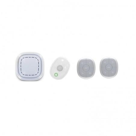 Kit alarme maison sans fil connectã© 3 en 1 -  dã©tection prã©sence - lifebox smart
