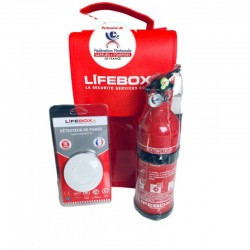 Pack protection incendie