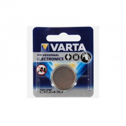 Pile varta cr 2430 3v lithium (lot de 2)