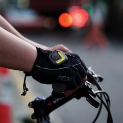 Clignotant sur main pour vélo
