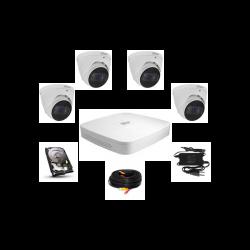 Kit vidéo surveillance...