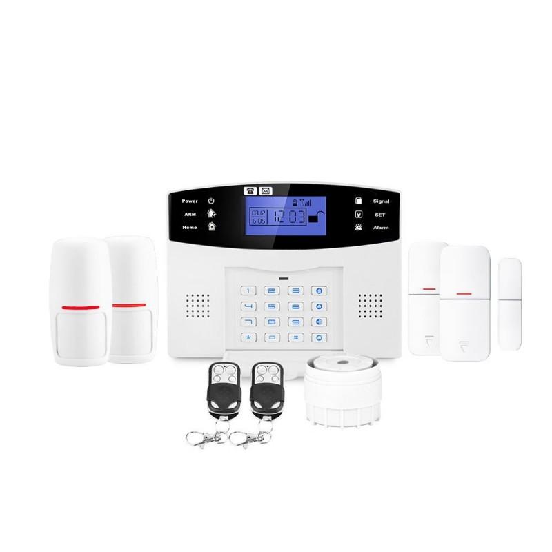 Alarme sans fil gsm pour appartement lifebox evolution kit-2