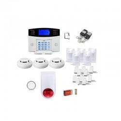 Alarme maison sans fil gsm...