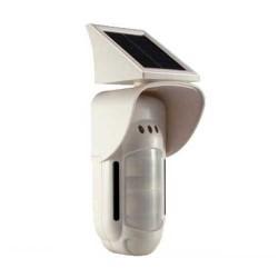 Detecteur infrarouge extérieur solaire, revolution