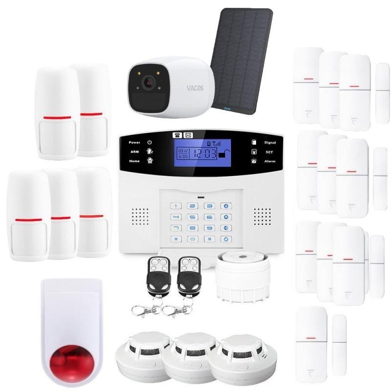 Alarme maison connectée lifebox evolution ultra secure kit connecté 13