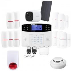 Alarme maison connectée lifebox evolution secure kit connecté 14