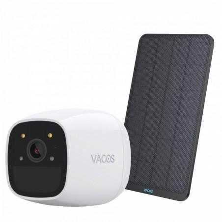 Alarme sans fil connectée gsm avec sirène et caméra autonome pour maison kit connecté 18