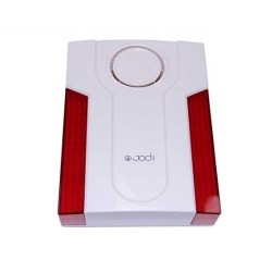 Kit alarme 2 sirènes revolution 120 et 110 db