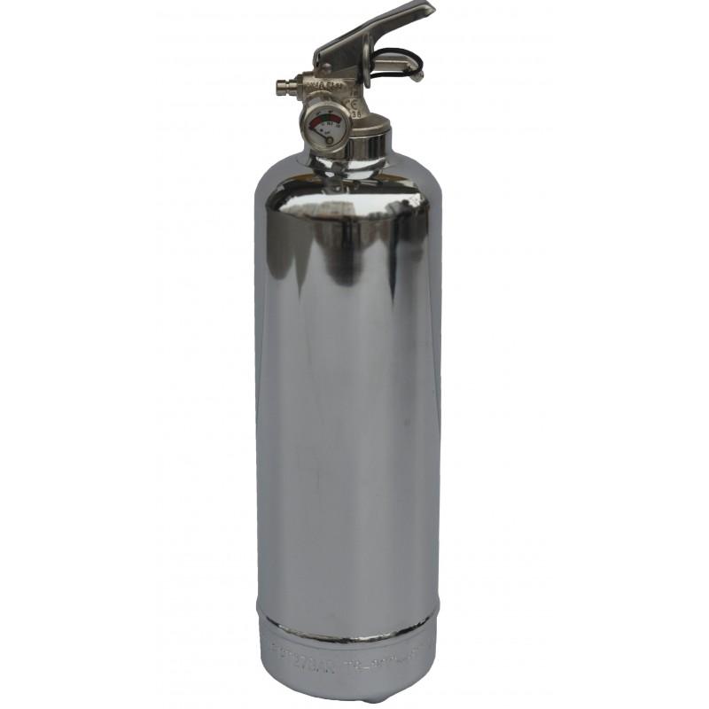 Système d'extinction d'incendie Argent