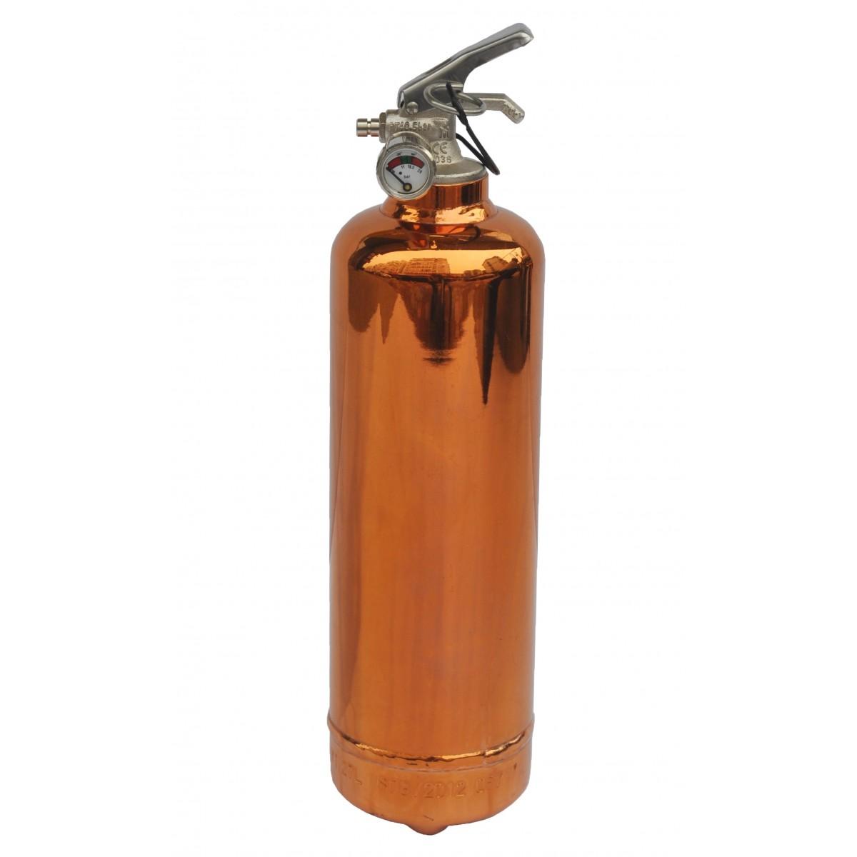 Système d'extinction d'incendie Cuivre