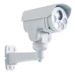 Caméra tube ahd 960p 1,3mp ptz varifocale x4 ir 50 m