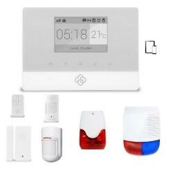 Kit alarme maison sans fil gsm appure