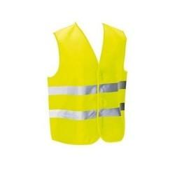 Gilet jaune de sécurité homologué