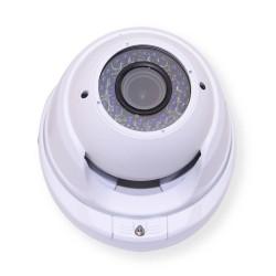 Caméra dôme ahd 960p 1.3 mp varifocale ir 30m