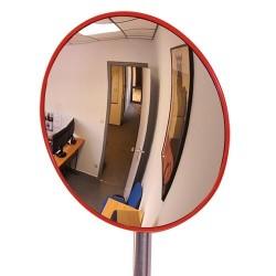 Miroir convexe de sécurité 45cm extérieur incassable