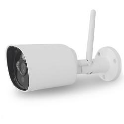 Caméra wifi fixe 4 mp extérieure 32go