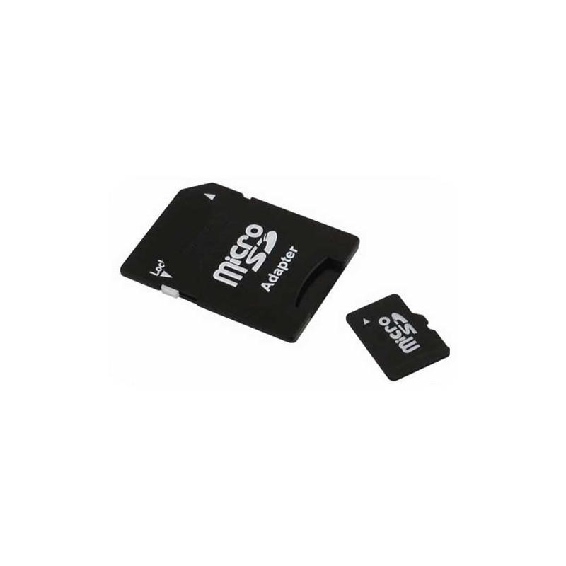 Carte mémoire, micro sd de 4go