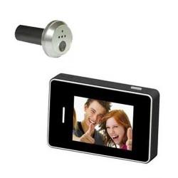 Judas de porte vidéo numérique 2.8 tactile