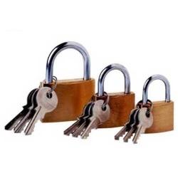 Lot de 3 cadenas pour bagages 20-25-30