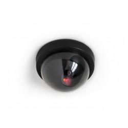 Camera dome compacte de surveillance factice