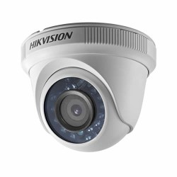 Kit de vidéosurveillance hikvision 8 dômes 1080p turbo hd avec disque dur