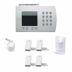 Kit alarme maison de 6 zones,  medium box