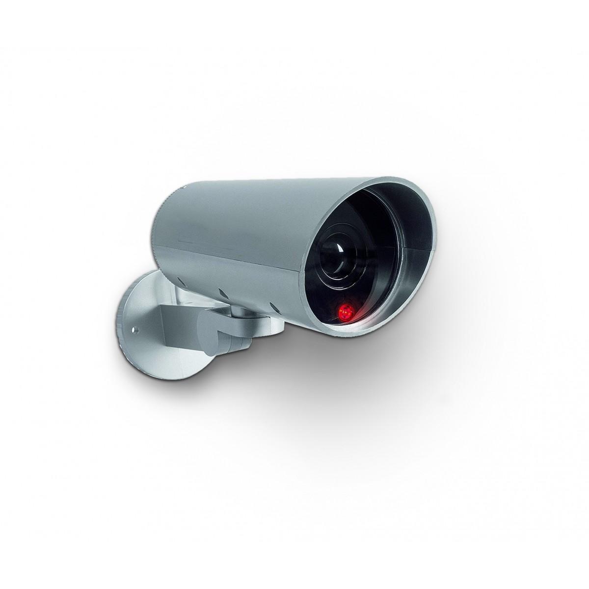 Camera motorisée à detecteur de mouvement factice