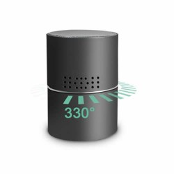 Haut parleur bluetooth avec camera motorisée espion wifi