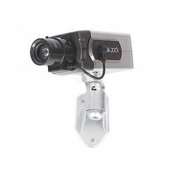 Camera factice motorisée sur pied