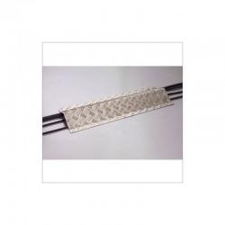 Protège câbles en acier galvanisé support 200kg
