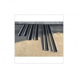 Rampe d'accès en aluminium (183 à 244cm)